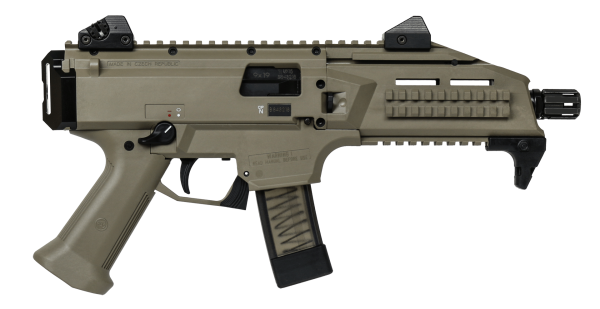 CZ-USA Scorpion EVO 3 S1 FDE