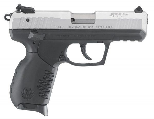 Ruger SR22 Model 3607