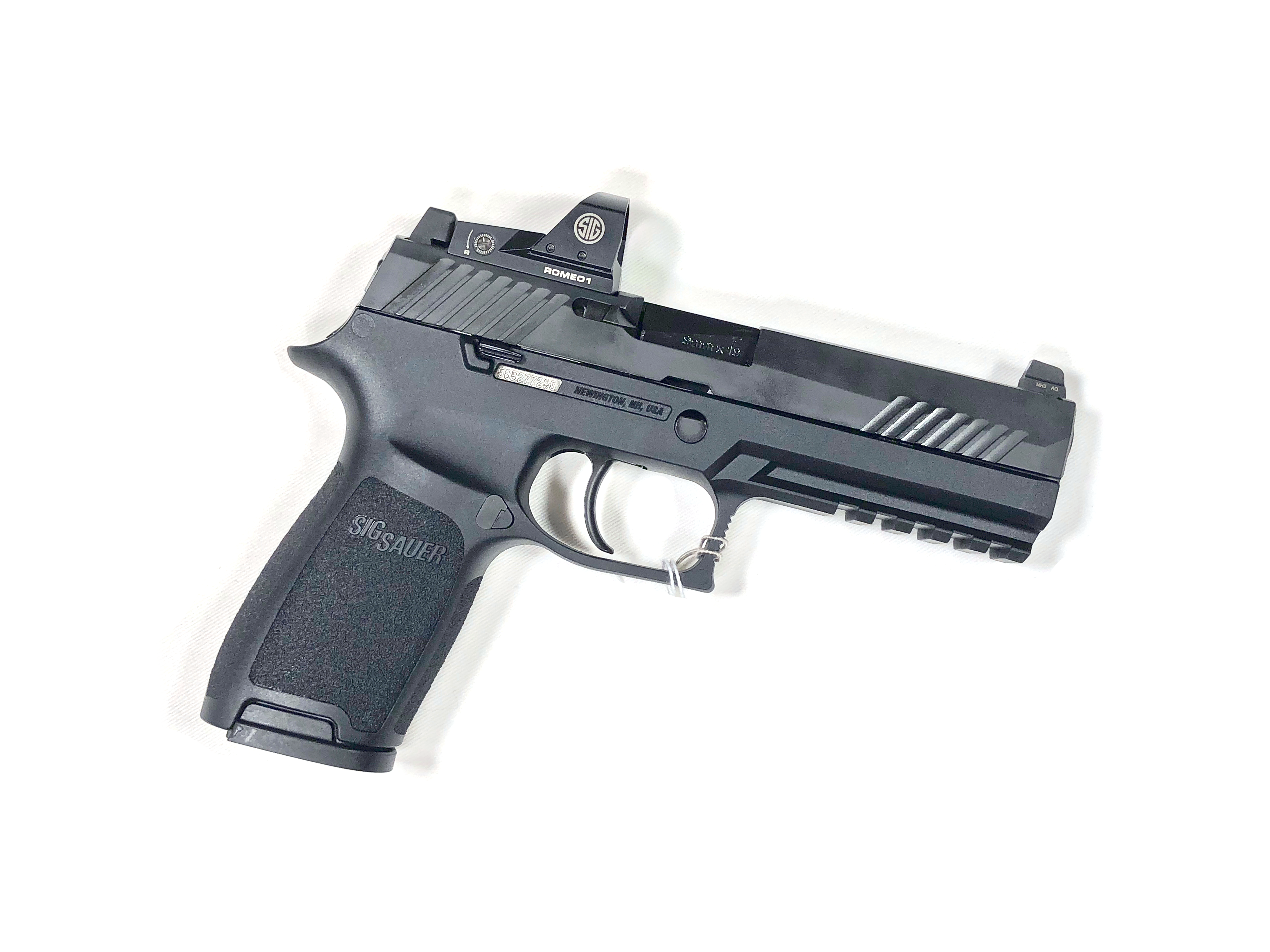 Sig Sauer P320 RX Full-Size