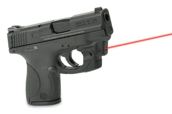 LaserMax Centerfire Laser Smith & Wesson Shield Red
