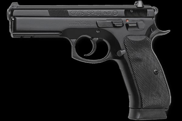 CZ 75 SP-01 9mm 91152
