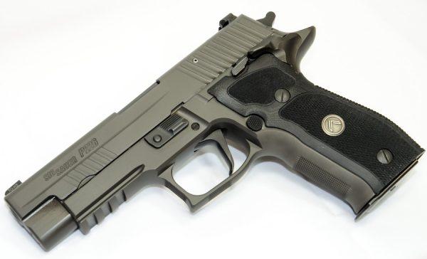 Sig Sauer P226 Legion SAO 9mm