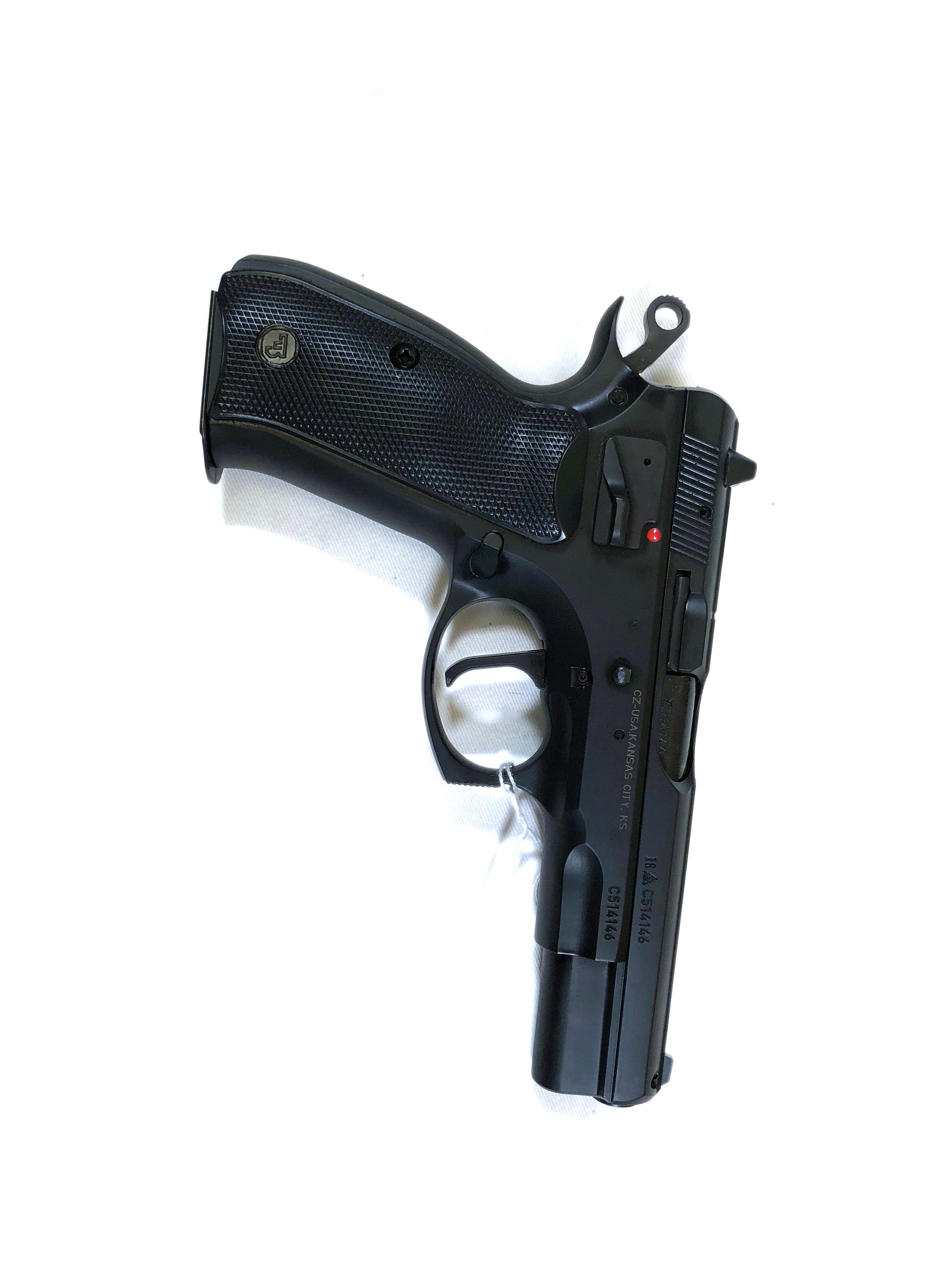 CZ 75 B SA 9mm