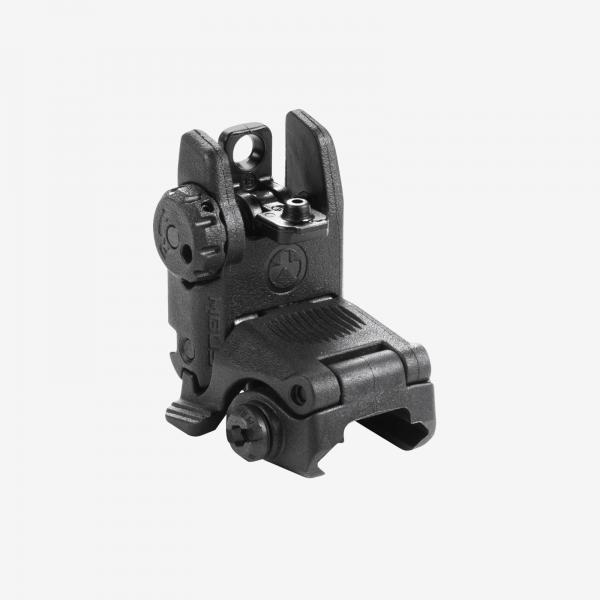 Magpul MBUS Rear Back-Up Sight (Black)