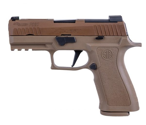 Sig Sauer P320 X-Carry Coyote