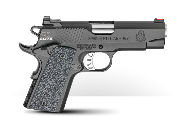 Springfield Armory 1911 Range Officer® Elite Compact .45ACP