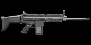 FN SCAR® 17S BLACK