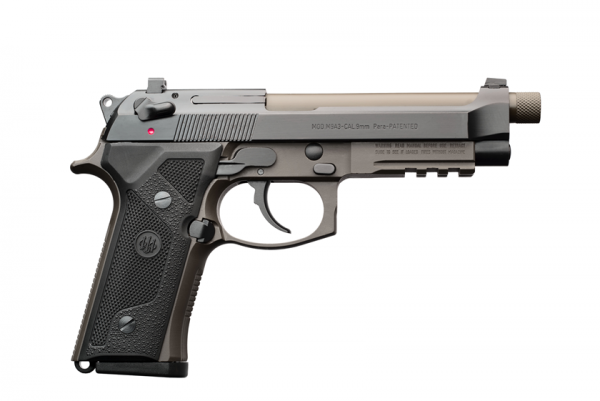 Beretta M9A3 FDE/Black 9mm Type F