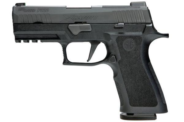 Sig Sauer P320 X-Carry Black
