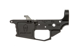 Spartan-9mm Glock Magazine Compatible Billet Lower Receiver