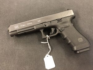 Glock 34 Gen 4 9mm - USED