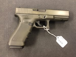 Glock 17 Gen 4 Battleworn OD Green - USED