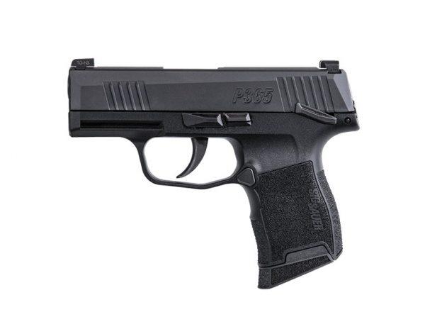 Sig Sauer P365 9mm Manual Safety