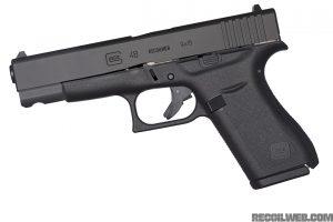 Glock 48 Black 9mm