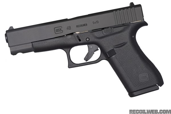 Glock 48 Black 9mm