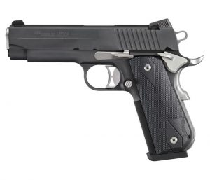 Sig Sauer 1911 FASTBACK NIGHTMARE CARRY