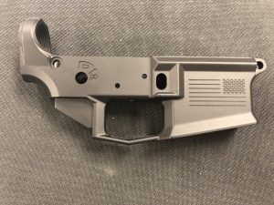 Aero Precision M4E1 Stripped Lower Freedom