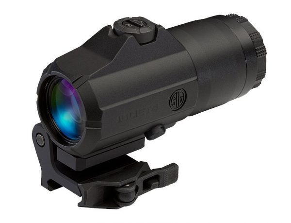 Sig Sauer Romeo4h Red Dot Sight With Juliet4