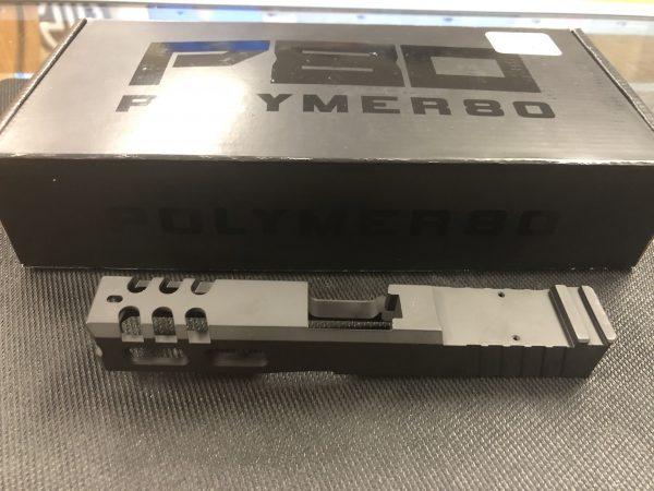 Polymer80 PF940C™ 80% Compact Pistol Frame Kit and Custom Slide