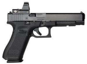 Glock G34 Gen 5 MOS Rebuilt