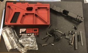 Polymer80 PF940v2™ 80% Full Size Frame Kit and Custom Slide