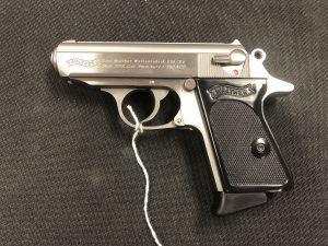 Walther PPK Stainless