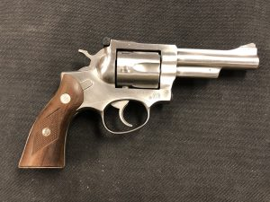 Ruger Security Six Stainless .357