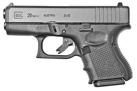 Glock 26 Gen 4