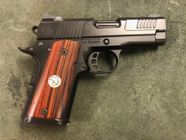 Nighthawk Custom 1911 Counselor 9mm