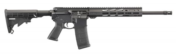 Ruger AR-556® WITH FREE-FLOAT HANDGUARD 8529