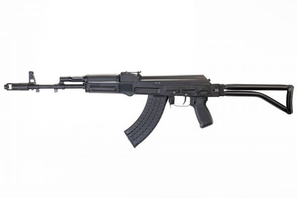 Arsenal SAM7SF 7.62x39mm Black Milled Receiver AK47 with Enhanced Fire Control Group