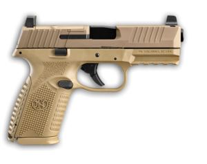 FN 509® Midsize MRD FDE