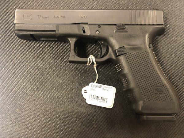 Glock 17 Gen 4 Used