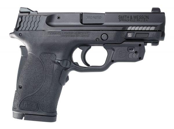 Smith & Wesson 12611 M&P 380 Shield EZ Crimson Trace Laserguard