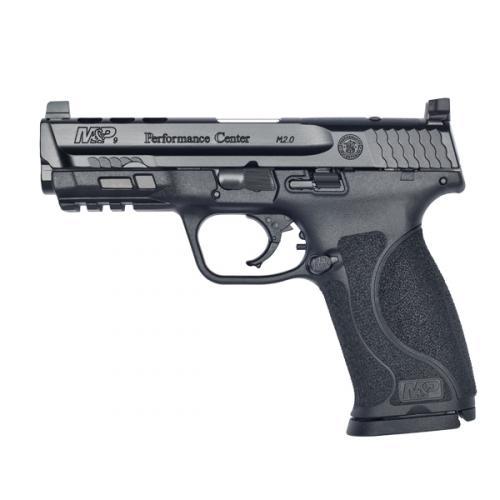 """Smith & Wesson PERFORMANCE CENTER® M&P®9 M2.0™ PORTED 4.25"""" BARREL & SLIDE C.O.R.E.™"""