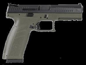 CZ P-10 F 9mm OD Green