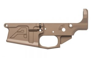 Aero Precision M5 (.308) Stripped Lower Receiver - FDE Cerakote