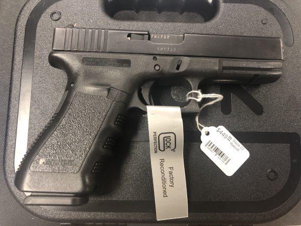Glock 22 Gen 3 Factory Reconditioned