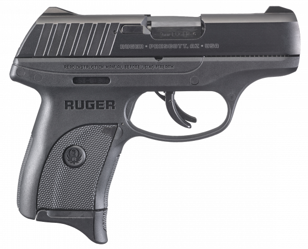 Ruger EC9s 9mm 3283