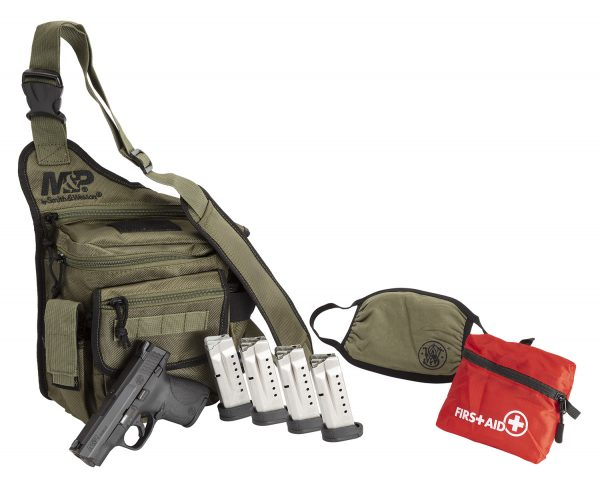 Smith & Wesson Shield 180021 Bug Out Bag