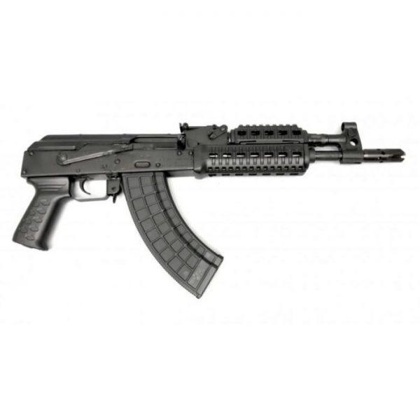 """M+M Inc M10 AK-47 Pistol - Black 7.62x39 12"""" Barrel"""