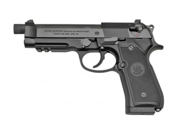 Beretta 92A1 9mm Threaded Barrel