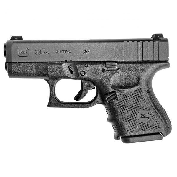 Glock 33 Gen 4 .357 Sig