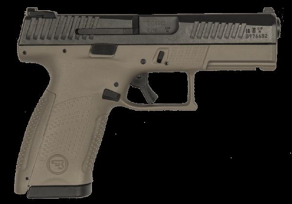 CZ P-10 C 9mm FDE 91532