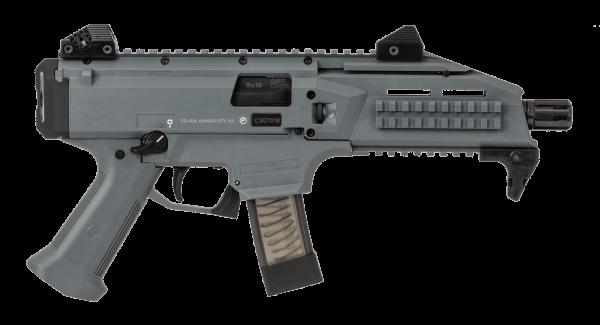 CZ Scorpion EVO 3 S1 Pistol Battleship Grey