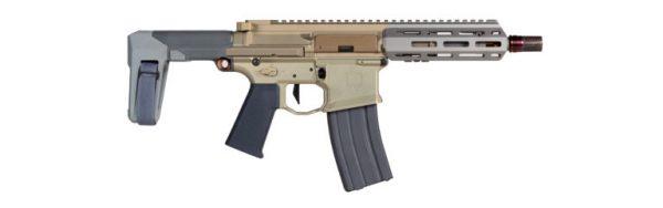Q Honey Badger Pistol .300 BO