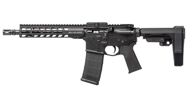 """Stag Arms Stag 15 Tactical LH QPQ 10.5"""" 5.56 Pistol"""