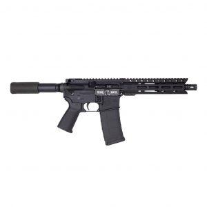 "Diamondback AR15 Pistol DB15PCML10B 10"""