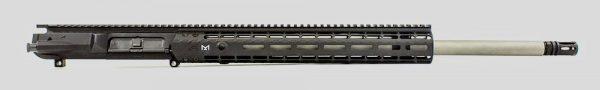 "Aero Precision M5E1 Enhanced 22"" 6.5 Creedmoor Stainless Steel Complete Upper Receiver"