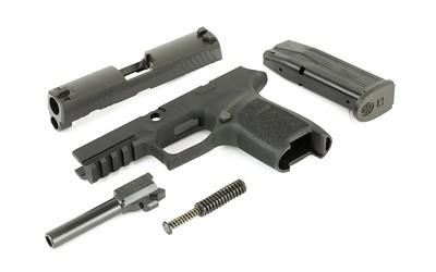Sig Sauer CALX320C9BSS P320 Compact X-Change Kit 9mm Black